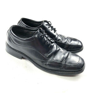 Florsheim B67 Cornell 18303-01 Black Leather Sz 11